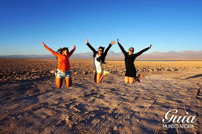 DSC04114 Laguna Cejar, no Atacama: a lagoa mais salgada que o mar morto
