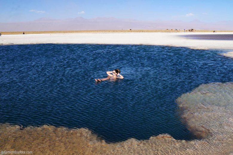 boiando-cejar-780x518 Laguna Cejar, no Atacama: a lagoa mais salgada que o mar morto