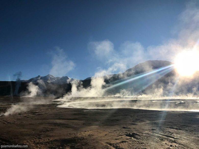 Geyser del Tatio Atacama