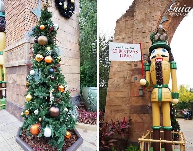 christmas-decoration-busch-gardens-tampa Busch Gardens Tampa: atrações, ingressos e dicas!