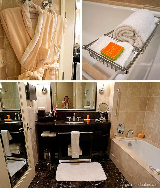 banheiro-mo-ny Programando sua lua de mel? Conheça os novos hotéis do Mandarin Oriental
