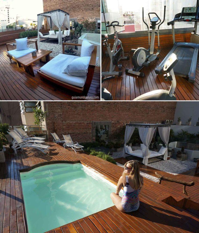 terraço Azur Real