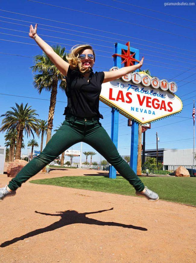 Placa de Las Vegas