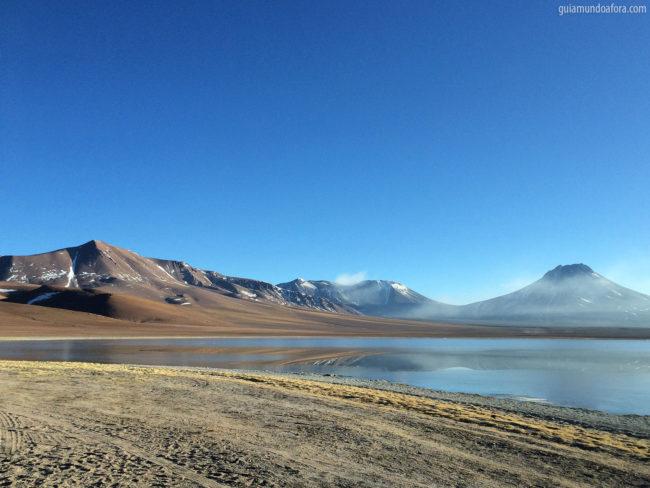 Laguna Lejia Atacama Lascar