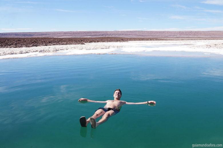 Mergulhando nas Lagunas Escondidas