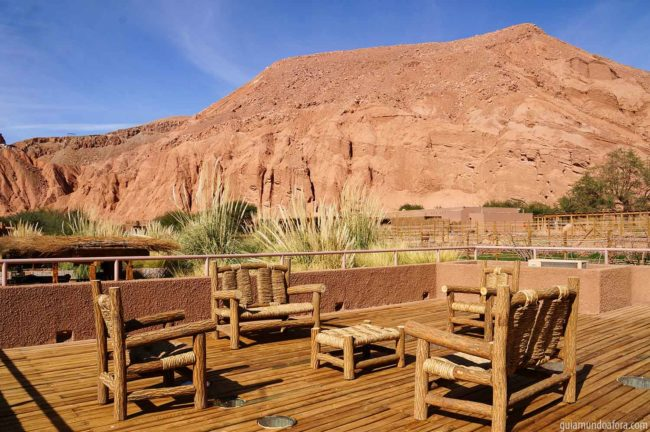 All Inclusive no Atacama