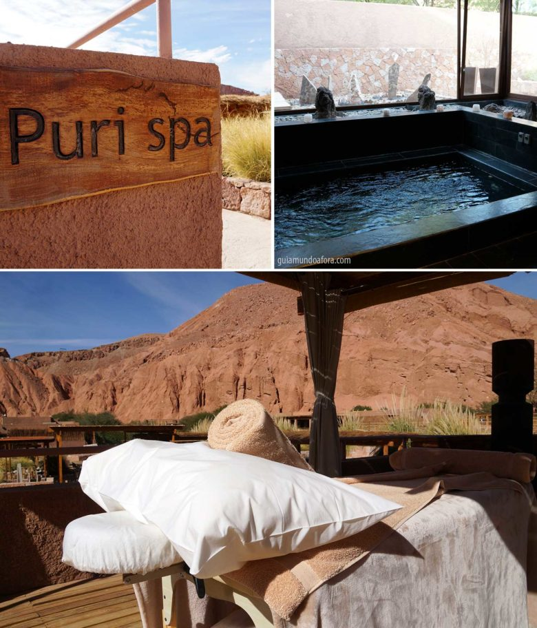 Spa do Alto Atacama