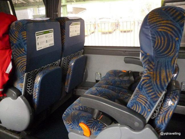 ônibus Santiago Atacama