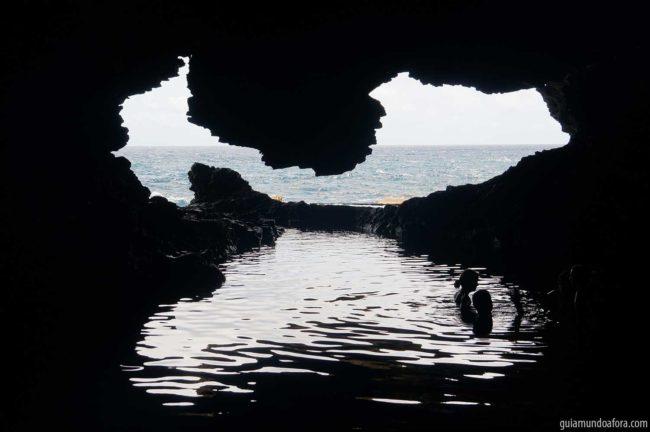 Animal Flower Cave passeios em Barbados
