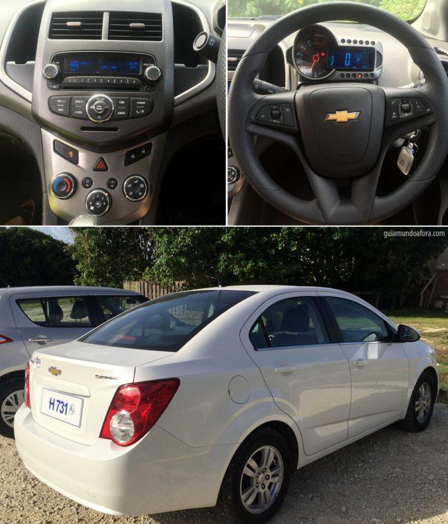 carro em Barbados Sixt
