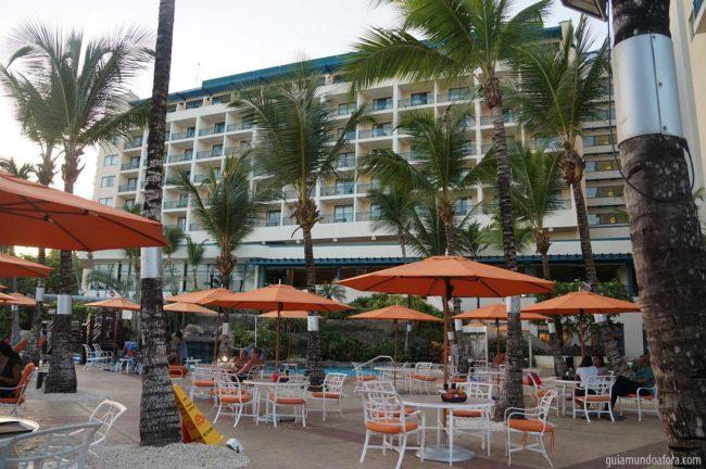 Onde ficar em Barbados Hilton