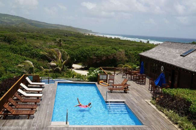 onde ficar em Barbados Santosha Hotel