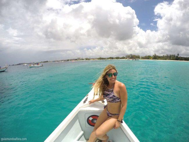 Snorkel e Mergulho em Barbados