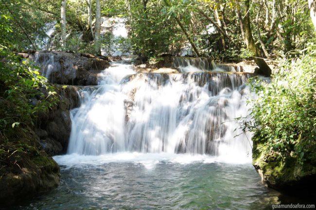 cachoeiras do Boca da Onça