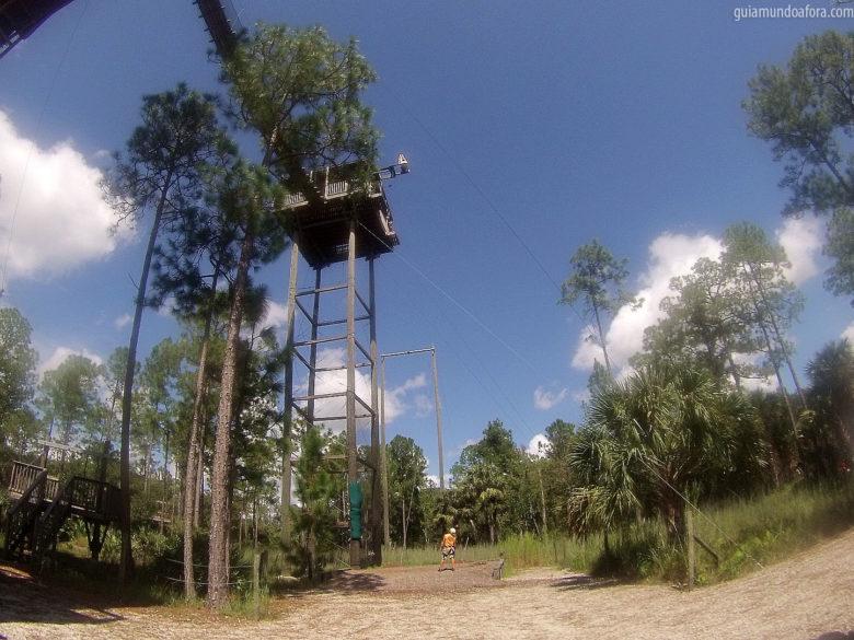 altura-pulo-forever-lforida-min-780x585 Tirolesa perto de Orlando: aventura no Forever Florida