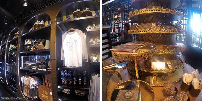 loja Fantástica Fábrica de chocolates na Universal