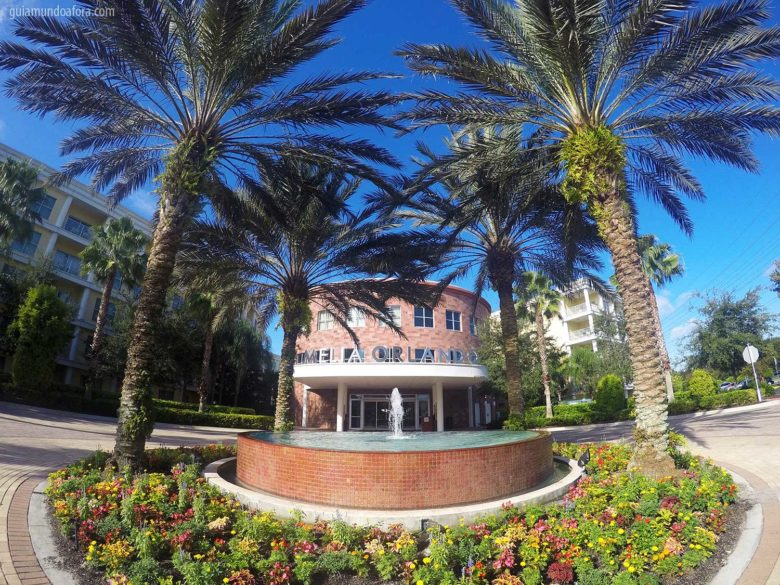 Melia Orlando hotel para famílias em Orlando