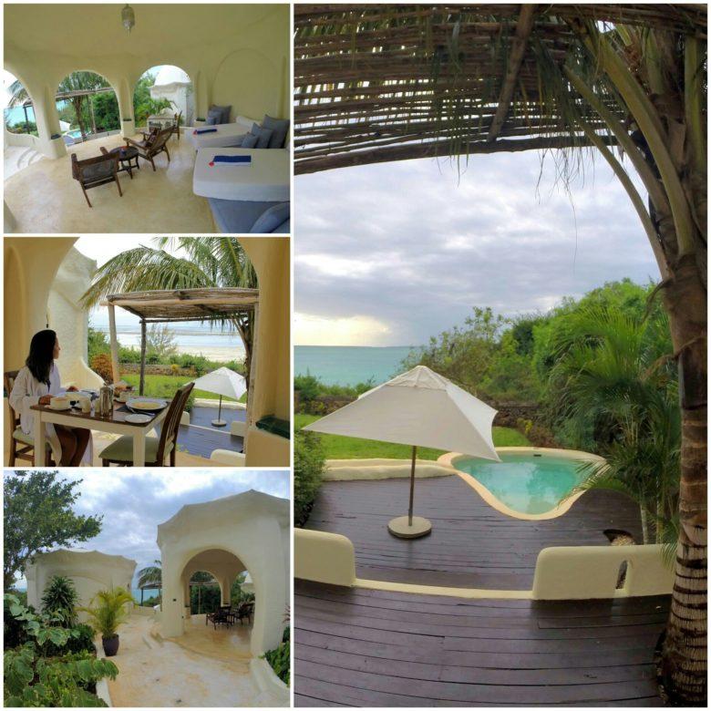 quarto de hotel em Zanzibar