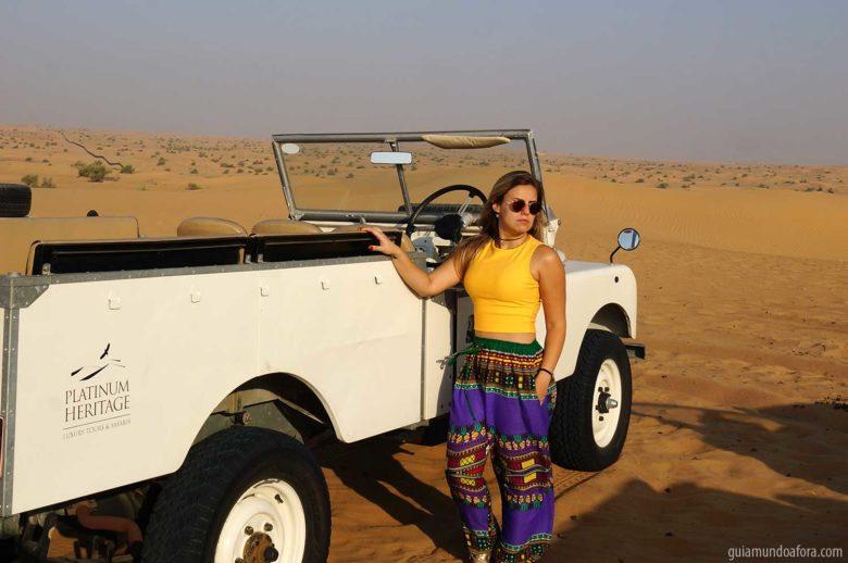 carro-platinum-min-780x518 Passeio de balão em Dubai com safari: imersão no deserto!