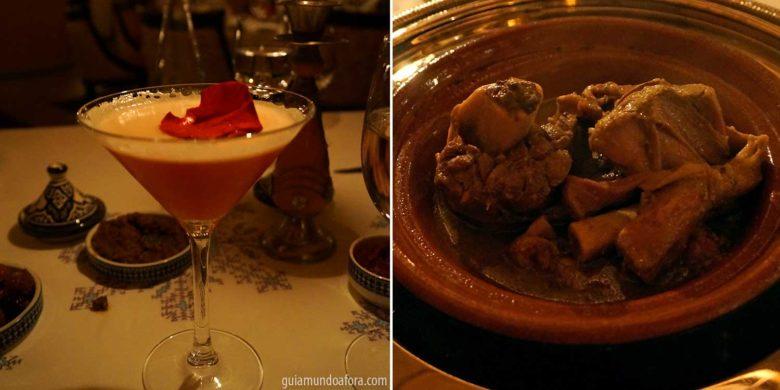 comida-tagine-min-780x390 5 restaurantes deliciosos e temáticos para comer em Dubai