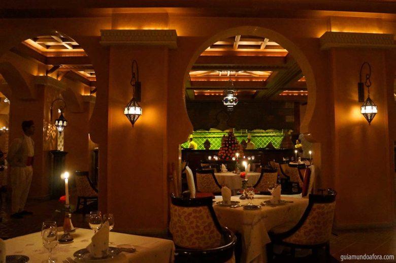 tagine-interior-dubai-min-780x518 5 restaurantes deliciosos e temáticos para comer em Dubai