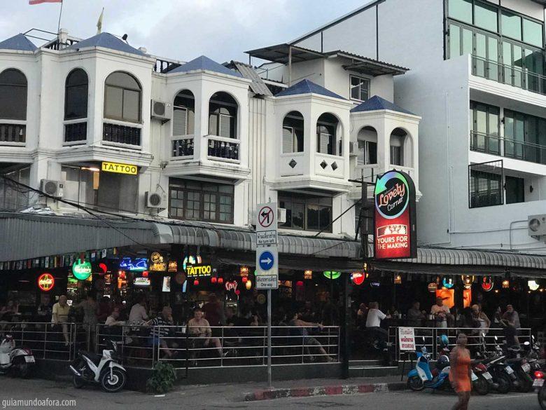 Prostituição em Pattaya na Tailândia