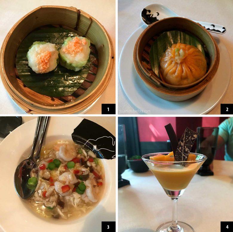 The China House para comer em Bangkok