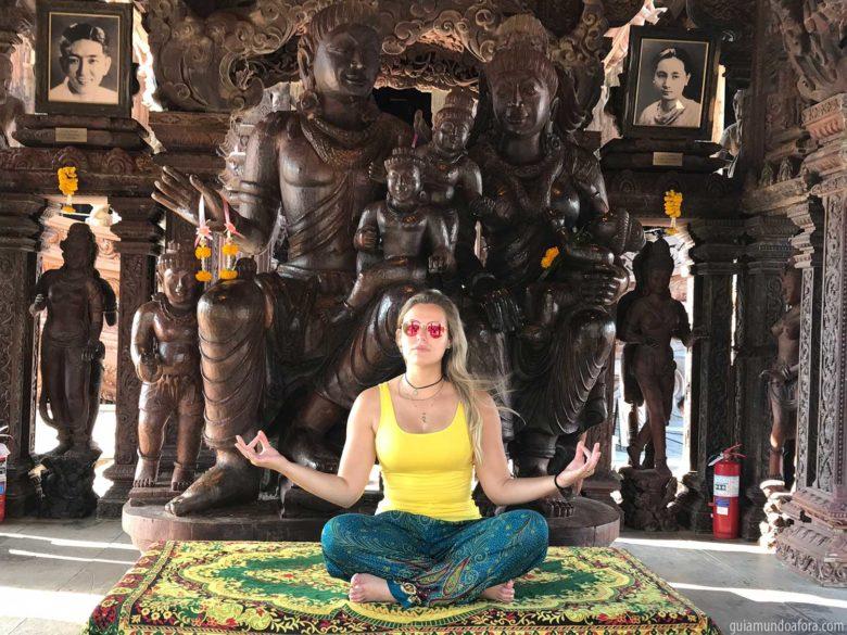 roubadas na Tailândia Buda