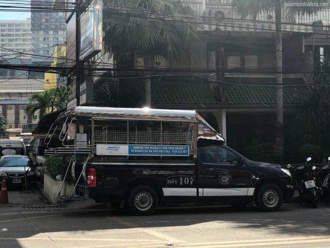 Teaxi Pattaya