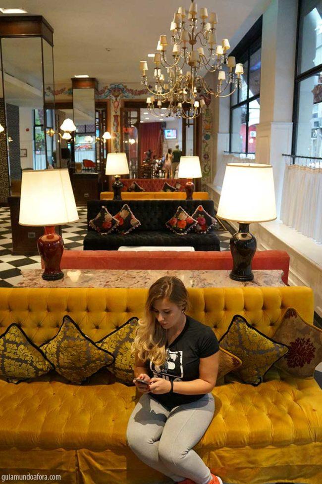 lobby-tango-mayo-min-650x978 Onde ficar em Buenos Aires: hotéis testados e aprovados