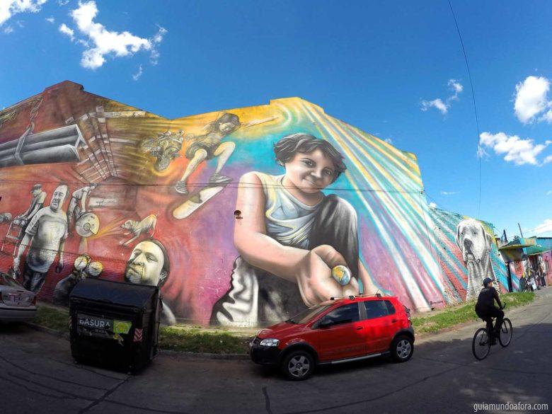 Stree art tours em Buenos Sires