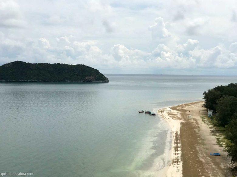 trilha do Khao Sam Roi Yot