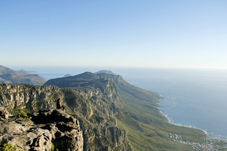 topo table mountain