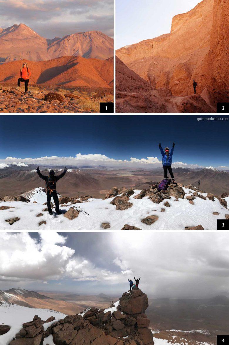 Passeios no Atacama trekkings