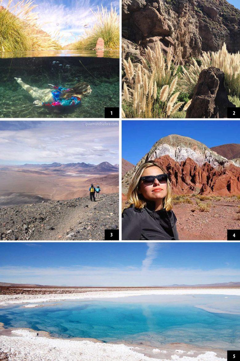 Passeios no Atacama diferentes