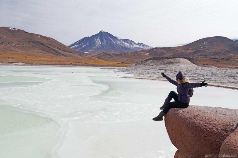 Fotos no Atacama em Piedras Rojas