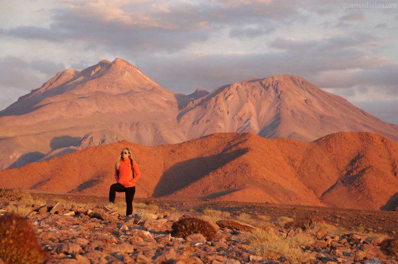 Paisagens no Atacama Qubrada Kezala