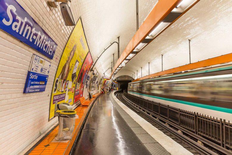 transporte em Paris