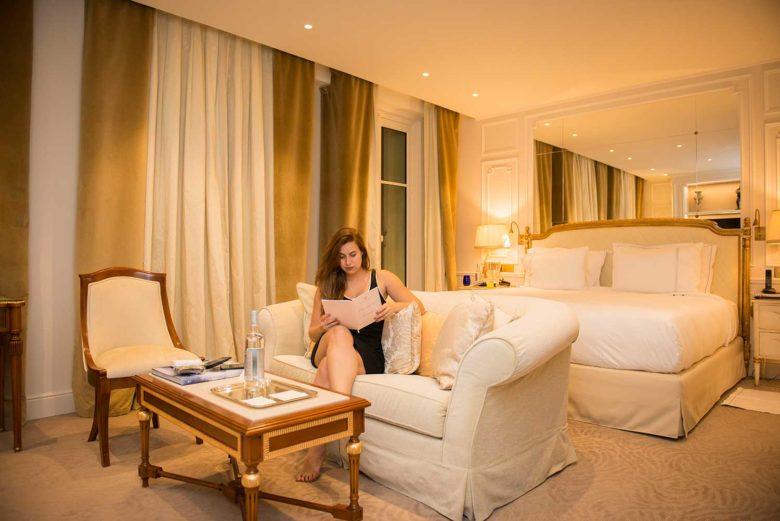 hotel em paris