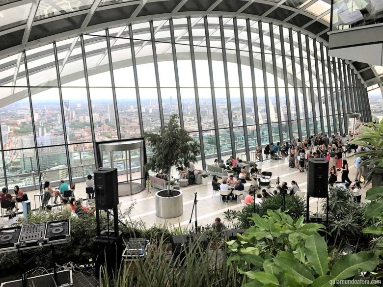 Sky Garden Londres