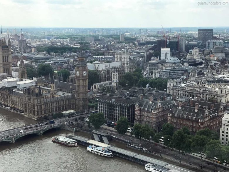 Vista London Eye