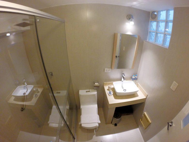 banheiro-wayqey-780x585 Hotel em Cusco com ótimo custo-benefício: Wayqey hotel