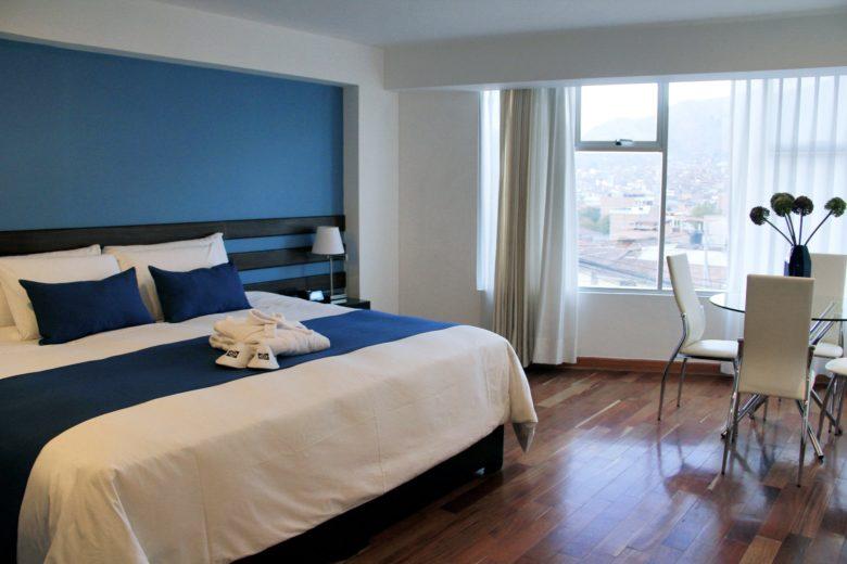 cama-wayqey-780x520 Hotel em Cusco com ótimo custo-benefício: Wayqey hotel