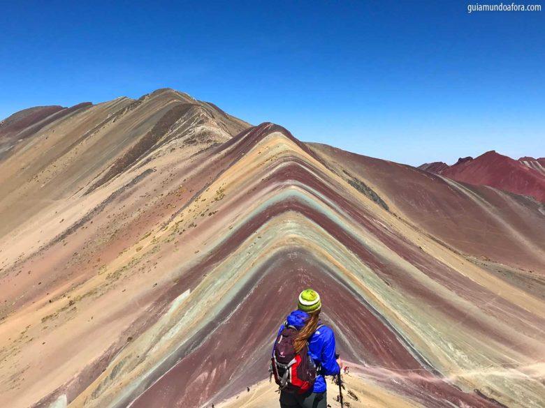 Rainbow Mountains ou Vinicunca