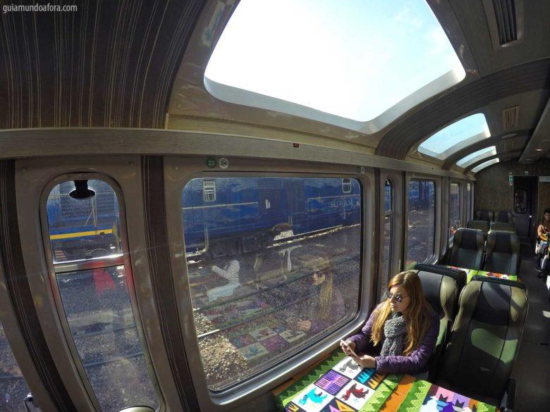 vista-dome-min-780x585 Trem para Machu Picchu: como é o Vistadome da Peru Rail