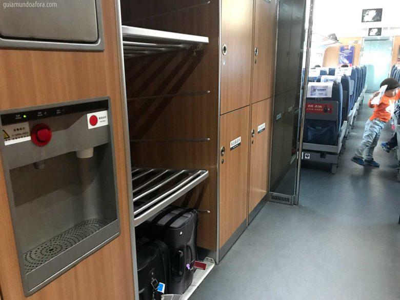 agua-mala-trem-china-min-780x585 Trem na China: como comprar passagens e porque você deve usar!
