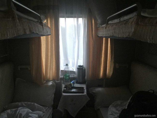 camas-trem-noturno-min-650x488 Trem na China: como comprar passagens e porque você deve usar!