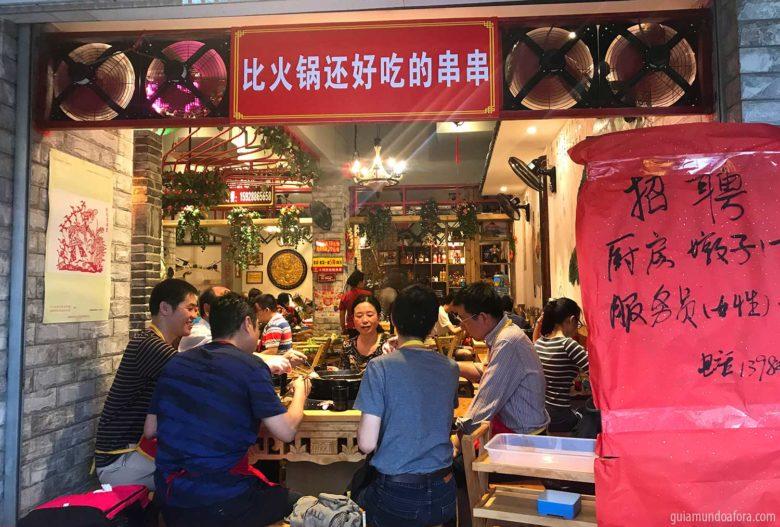 restaurante Chinês