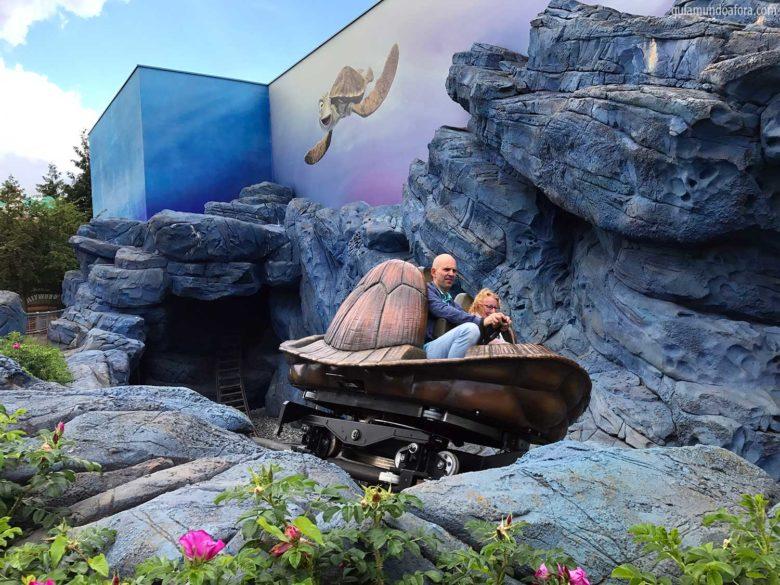 crush-ride-paris-min-780x585 Roteiro de atrações da Disneyland Paris, antiga EuroDisney