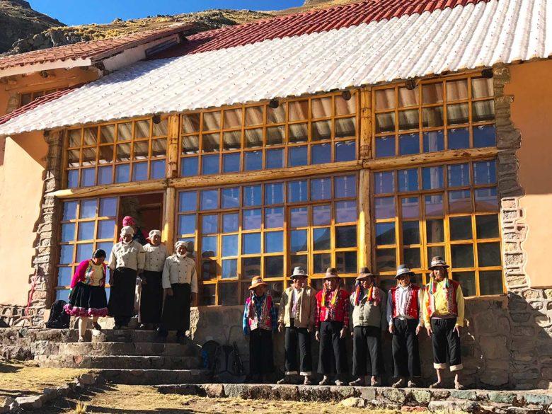 equipe-andean-lodge-780x585 Trilha Ausangate e Vinicunca (dia 2): o lodge mais alto do mundo